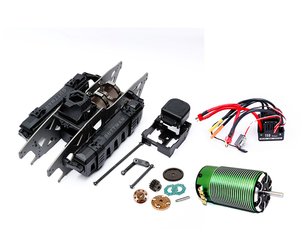 ESC set voor HPI SAVAGE FLUX XL HPI SAVAGE4.6 5.9