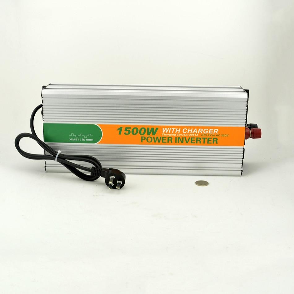 M1500-242G-C высокой эффективностью. модифицированная синусоида инвертор 24 В 1500 Вт 220vac портативный инвертор, инвертор ибп схема