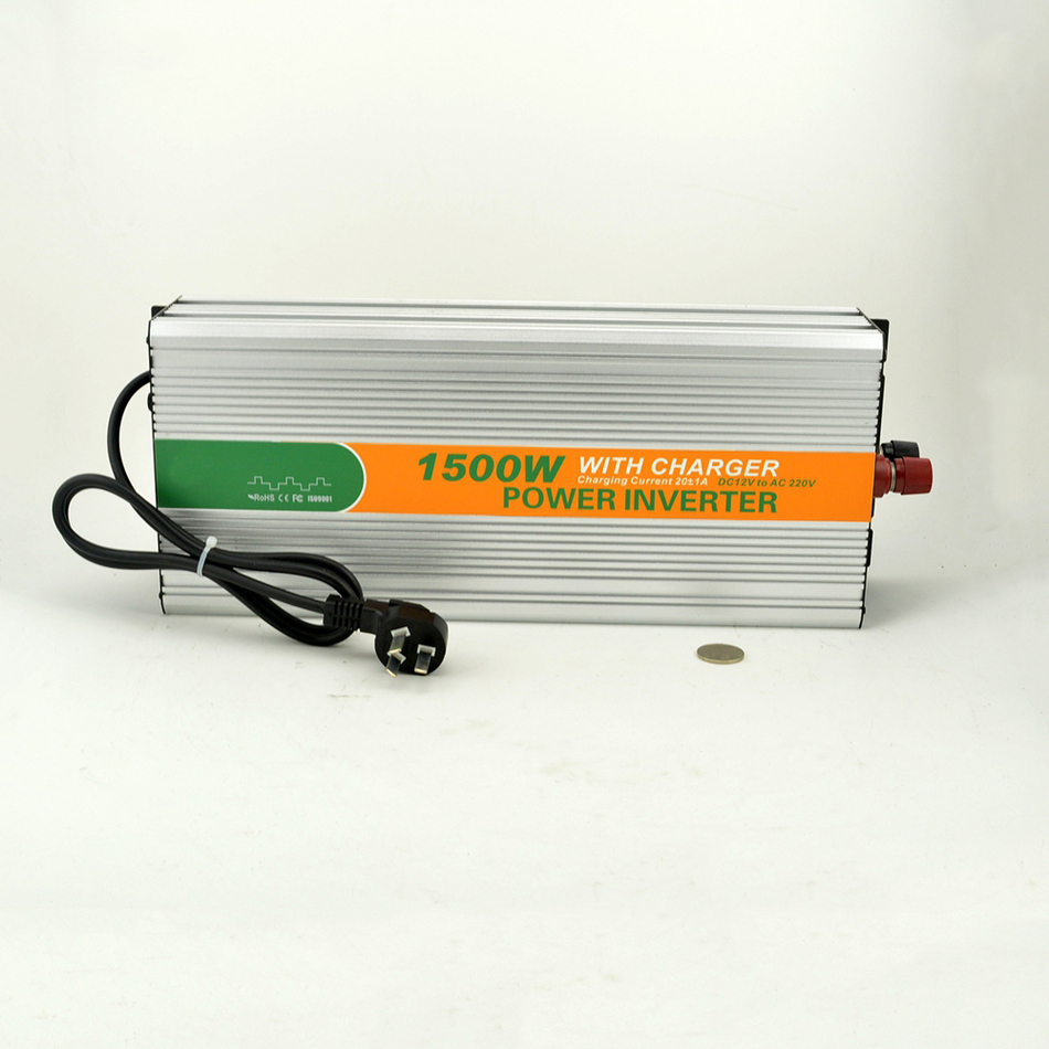 M1500 242g C High Effi Modified Led Sinewave Inverter 24v 1500w Circuit Diagram Of Power On 220v To 12v Dc Ac 220vac Portable Inverterups