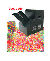 Hot Sale 600W Confetti Machine For Wedding Stage Specal Effects,Disco Party Effects DJ Equipemnts Stage Light CD15