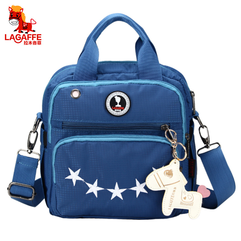 Multi-functional Nursing Bag 4 Colors Large Capacity Baby Nappy Bags Fashion Mommy Bag Maternity Single Backpack Baby Diaper Bag