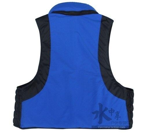 Стиль Топ quanlty спасательный жилет, рыболовная одежда жилет для рыбалки/спасательный жилет для морской рыбалки