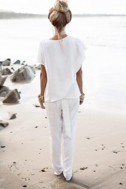 HTB1br9pNpXXXXaDXpXXq6xXFXXXJ - Short Sleeve White Chiffon Blouses Womens Clothing Summer