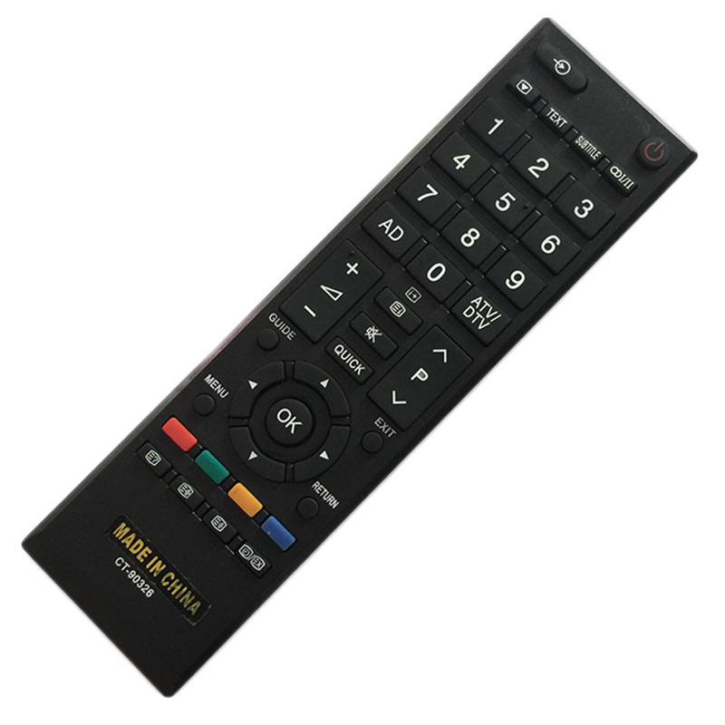 Remote Control CT-90326 For Toshiba Home Smart LED TV CT-903
