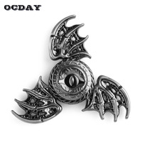 OCDAY Fidget Spinner Game Of Thrones Dragon Metal Hand Spinner EDC Finger Spinners For Autism And