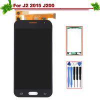 for Samsung Galaxy J2 2015 J200 LCD Display Touch Screen Digitizer Assembly Replacement for Galaxy J200F J200M J200H J200Y lcd