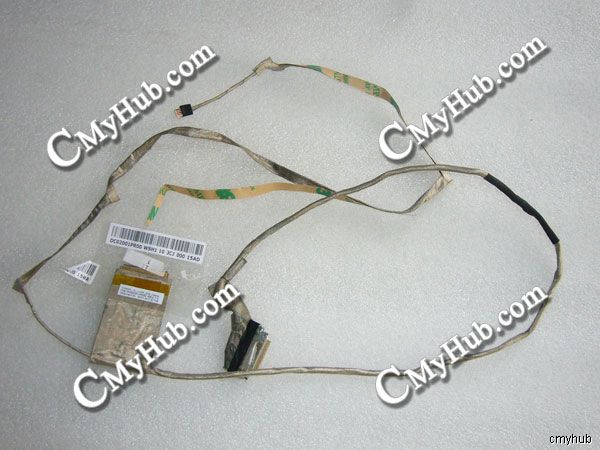 Computer Cables Yoton Wholesale Yoton LCD Flex Video Cable for Lenovo G500 G505 G505s P//N DC02001PS00 Cable Length: Other