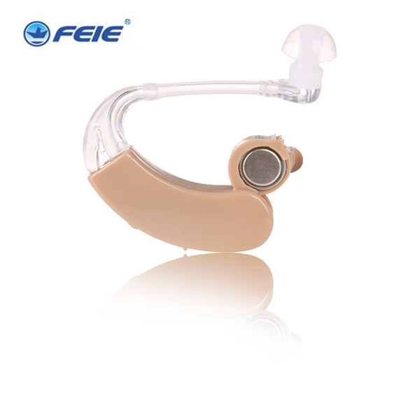 deaf BTE  hearing aid S-9C USA bocinas amplificada free shiping Medical Instrument ear listening devices analog bte hearing aid deaf sound amplifier s 288 deaf aid with digital processing chip free shipping