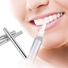 2017 Newest Hotest Creative Effective Transparent White Teeth High Strength Whitening Gel Pen Tooth Whitener Bleach PH Neutral