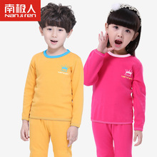 Winter thermal underwear kids children clothing sets Long Johns girls underwear tops boys thermal underwear sets 0.5-15Y 9 color