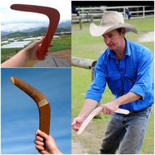 New Flying saucer Throwback V Shaped Boomerang Throw Catch Outdoor Game