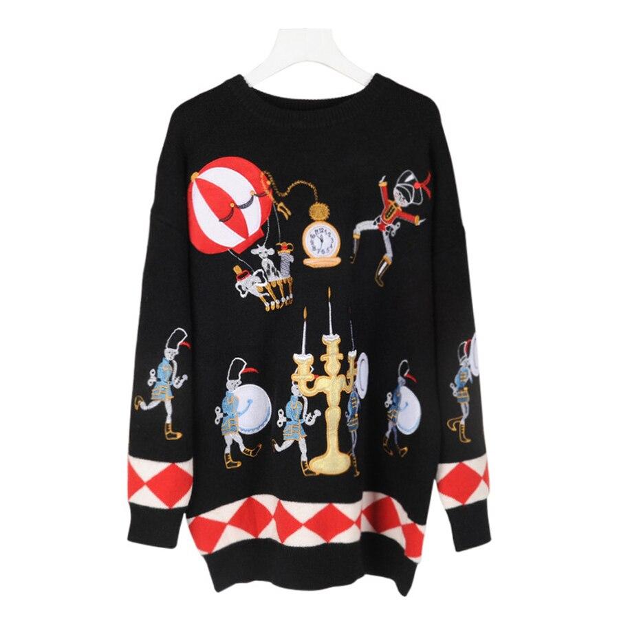 Aliexpress.com : Buy Cute Sweaters Europe 2017 Autumn & Winter New ...
