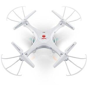 Image 5 - SYMA оригинальный X5A Квадрокоптер, Радиоуправляемый вертолет 6 осевой Gyro RC Дрон дрона с дистанционным управлением устойчивый к тряске летательных аппаратов без Камера игрушки для детей