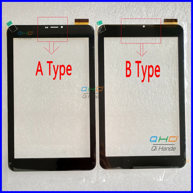 Free Shipping XC-PG0800-012B-A1-FPC D2 For CUBE U27GTS talk8 U27GT-C8 tablet pc mid repair capacitive touch screen digitizer антенна d link dl ant24 0800 dl ant24 0800