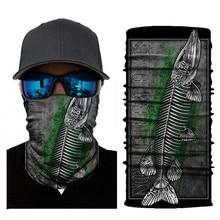 Biker Bandanas (5 pcs/lot) AC359-AC367 Outdoor Hat Cycling Turban Head Scarf Sports Face Mask