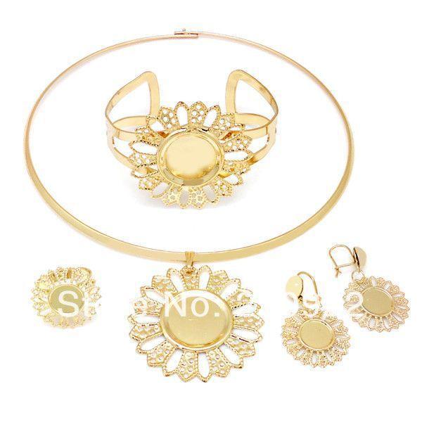 2014 jewelry mountings settings pendants Pakistani bridal dubai