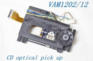 Image 4 - VAM1202/12 con Pickup ottico CD meccanico VAM1202 VAM1202 /1201 lente laser a tubo tondo per lettore CD dp ps PHILI PS FW730