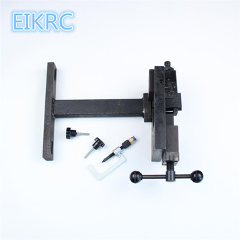 Universal gripper common rail injector disassembly tool nozzle disassembly tool