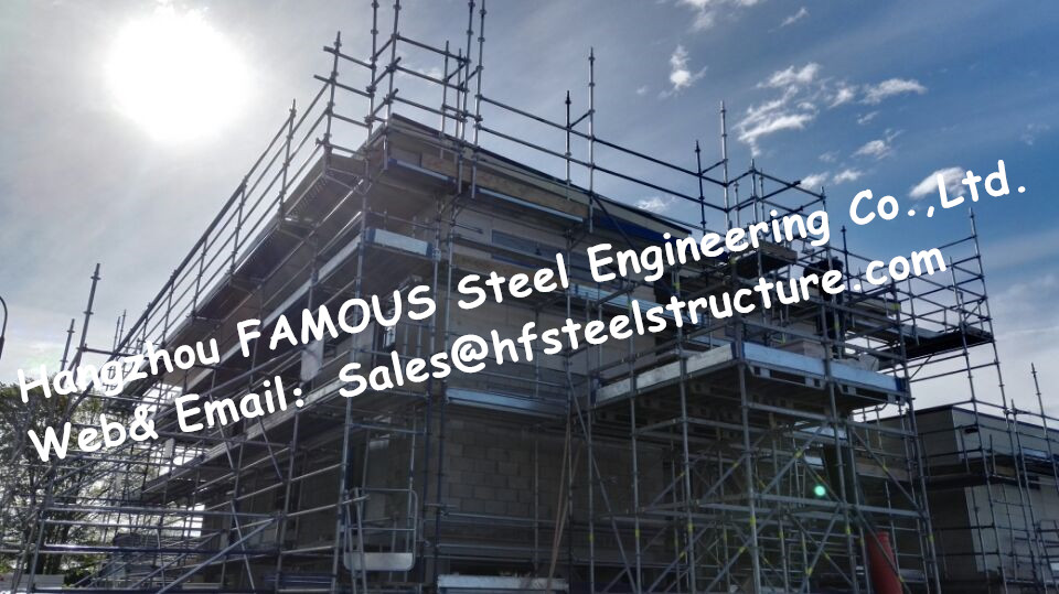 Chinese Steel Rigger Team Price And Steel Fabrication Cost In Multi-storey Steel Building And High-rise As NZ Standard