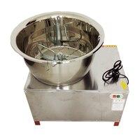 Elektrische Teig Kneten Maschine Kommerziellen Teig Maschine Automatische Teig Mixer 30 kg Edelstahl Teig Mixer Arbeitssparende