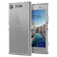 100 Original SPIGEN Ultra Hybrid Cases For Sony Xperia XZ1