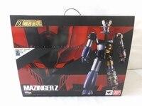 В наличии Качество Товары фигурку Mazinger Z анимация дьявол все бронированный сплав Робот игрушка подарок на день рождения