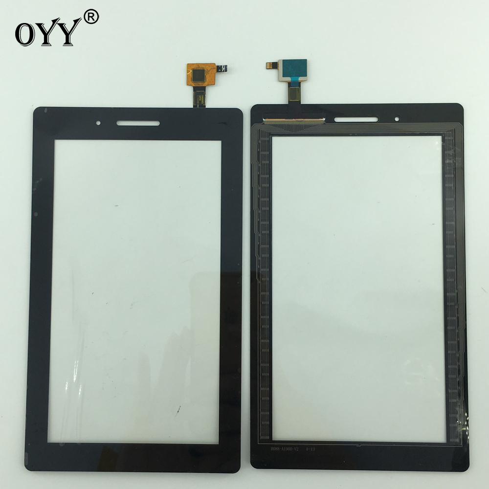 New touch screen Digitizer Glass Sensor Replacement parts 7 inch For Lenovo Tab 3 7.0 710 essential tab3 TB3-710F TB3-710L/I 7inch lcd display with touch screen digitizer for lenovo tab 3 7 0 710 essential tab3 710 tb3 710l tb3 710i tb3 710f lcd display