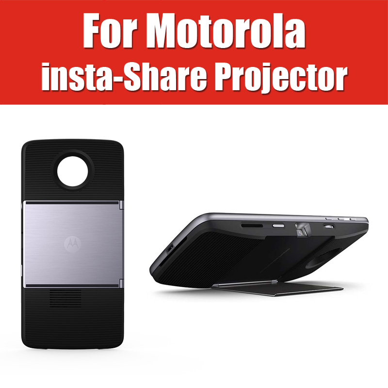 Original Moto Mods Insta Share Projector For motorola moto Z3 Play Z2 Force Z Play Droid Magnetic Adsorption