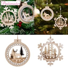 patimate handmade christmas pendants christmas ornaments merry christmas tree decor for home party happy new year