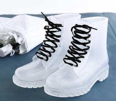Popular Clear Rain Boots-Buy Cheap Clear Rain Boots lots from ...