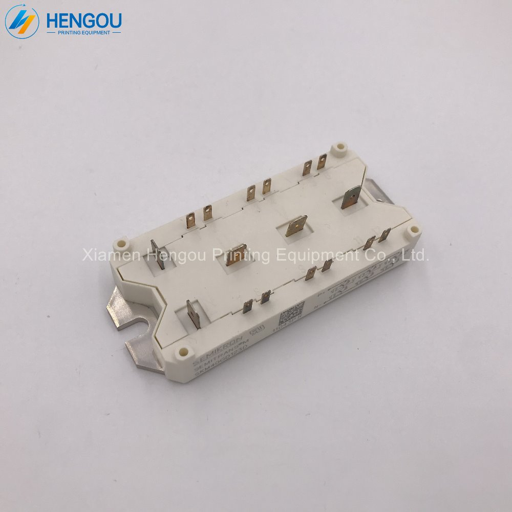 1 Pieces Heidelberg KLM circuit board card support SKM40GD123D Printing board KLM4 Parts 2 pieces dhl free shipping heidelberg power module klm4 00 781 4754 01 m2 144 2111