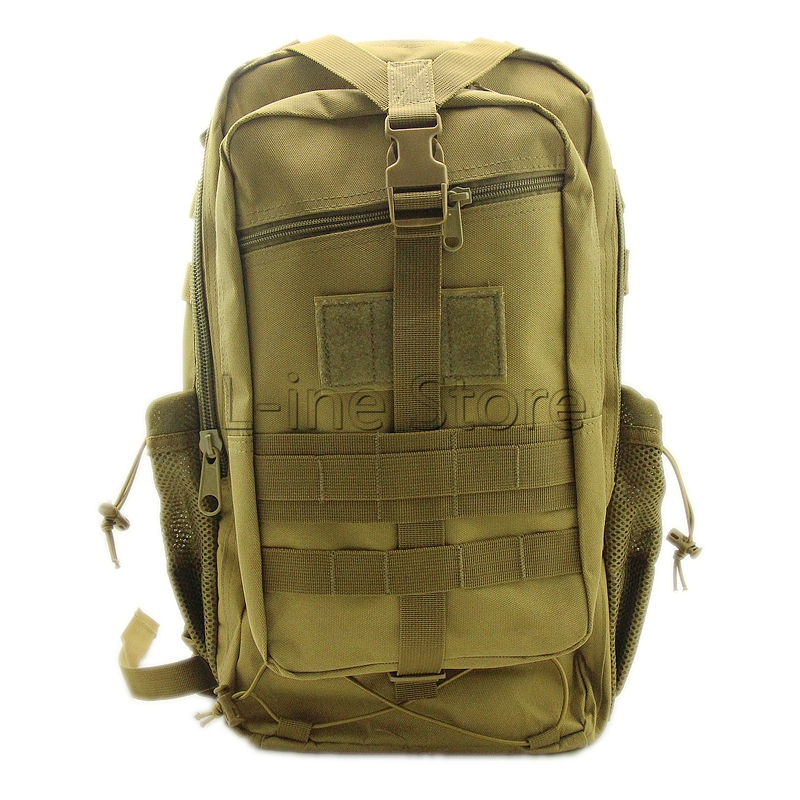 30L Camping Bags Men Outdoor Bag Military Oxford 3P Tactical Backpack Women Big Assault Outdoor Travel