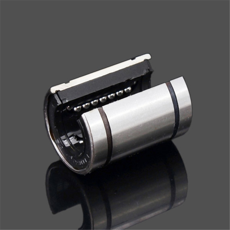 1PC LM16UUOP 16mm x 28mm x 37mm Open Type Linear Motion Ball Bearing Bushing CNC Parts Mechanical Hardware