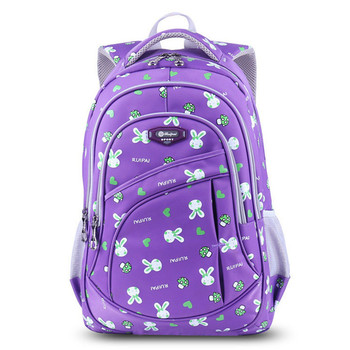 New Fashion Children School Bags for Girls Backpack Female Kids Book Bag Child Printing Backpacks for Teenage Girl Schoolbag ukqling brand cute cartoon bag small women backpack children backpacks for teenage girls child school bags pu leather