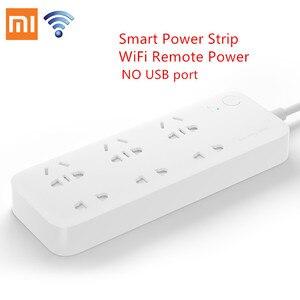 Image 5 - Xiaomi Power Streifen Schnelle Lade 2500W 10A 250V 3/5/6 Port Mit USB Steckdosen Stecker Smart Überlast Power Streifen für Xiaomi Smart D5