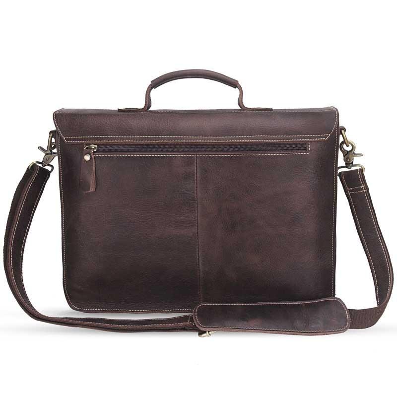 Briefcases Men's Bags Crossbody Business BAGSMENS Luxury Brand For Man Maleta Leisure