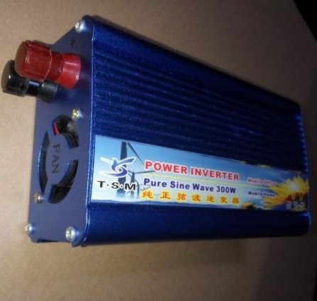 300W pure sine wave solar power inverter DC 12V 24V 48V to AC 110V 220V