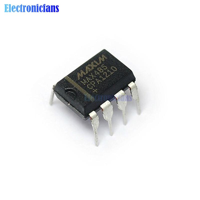 10PCS  MAXIM MAX485CPA MAX485 DIP-8 RS-485//RS-422 Transceiver