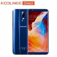 Koolnee K1 6.01inch Android Smartphone MTK6750T 4GB RAM 64GB ROM Google Play Global Cell Phone