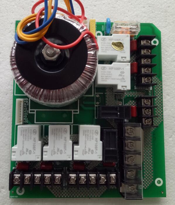 Nova Versão KL8 3 bloco Controlador Power