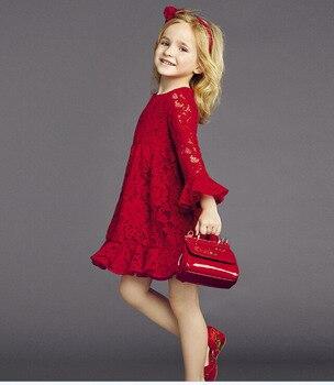 Lace Dress For Girls Photo Album - Reikian