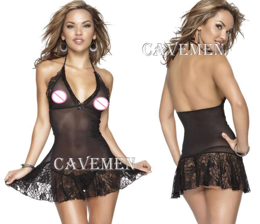 Tight Lace swing dress * 1929 *sexy G-string T-back Teddy Bikini Boxer Triangle Pajamas Skirt Suit Middle trousers Free Shipping sexy jockstrap g string lace t back