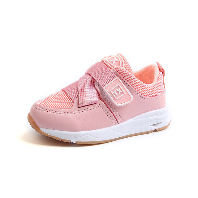 Baby Shoes For Girls Sneakers Soft bottom Fashion Casual Flat With Boys Baby Sneakers For Little Girls Toddler Outdoor Shoes
