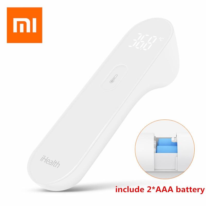 Originale Xiaomi Norma Mijia IHealth Termometro Elettronico LED Display Digitale Del Bambino Termometro Senza Contatto Del Corpo Termometro A Infrarossi