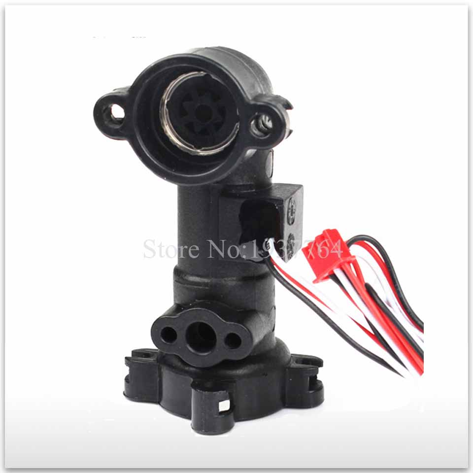 1pcs Water flow sensor of gas water heater wall hanging furnace flow switch full copper Holzer water flow meter