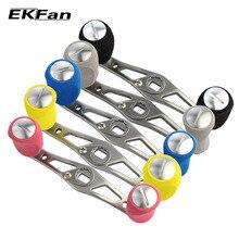 EKFan дизайн Длина 99 мм 8*5 мм отверстие удилище для рыбалки Рыболовная катушка рыболовный инструмент