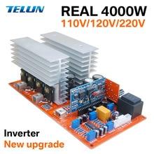 Peak 7000W จริง 1000W 2000W 3500W DC 12 V/24 V/48 V AC 220V อินเวอร์เตอร์ pure sine board/ความถี่บอร์ดอินเวอร์เตอร์สำรอง