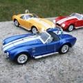 Подарок для мальчика 1:26 16 см MEICCI форд кобра автомобилей красочный деликатный машина сплава модель акустооптические - волоконно-оптический коуниверсален игрушки коллекция