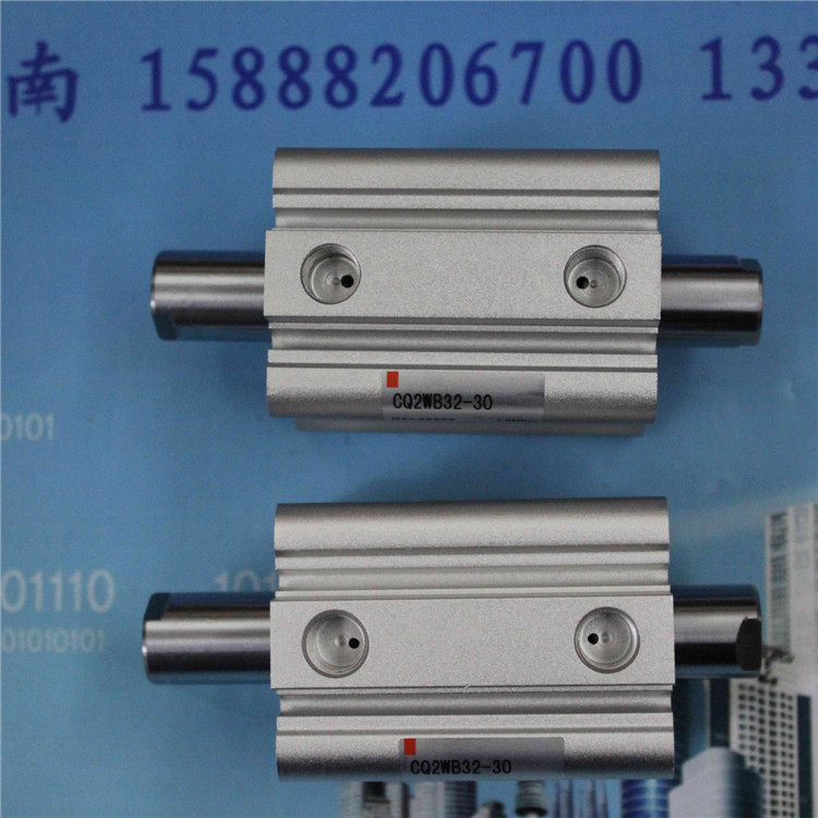 CQ2WB32-30 SMC Thin cylinder air cylinder pneumatic component air tools Compact cylinder smc cdjpb10 20d needle type cylinder air cylinder pneumatic component air tools cjpb series
