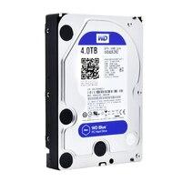 WD Western Digital Blue 4TB Hdd Sata 3.5'' Internal Hard Disk disk Drive Disque Dur Desktop HDD for PC WD40EZRZ